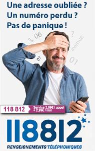 Les Renseignements Téléphoniques 118 812 Annuaire